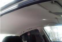 חידוש ריפוד לגגות הרכב - אחרי