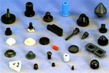 מגוון רחב של מוצרי גומי