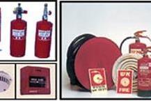 ציוד בטיחות לגילוי אש