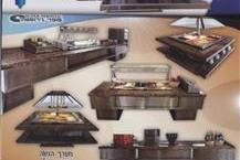 ייצור מטבחים למסעדות מלונות ומוסדות
