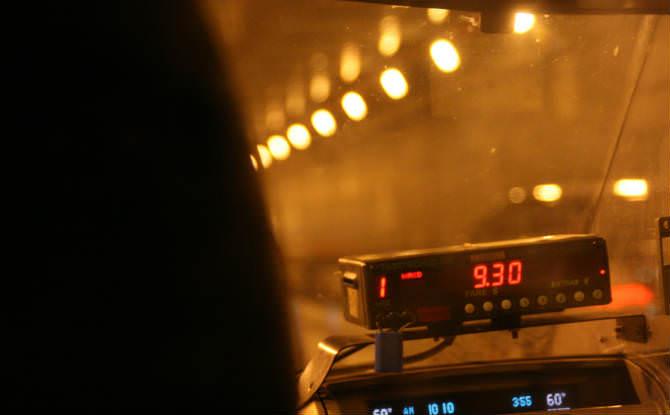 מונה של מונית