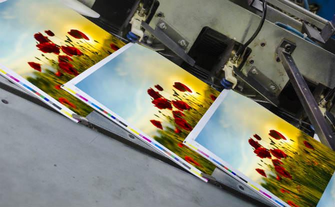 הדפסת תמונות