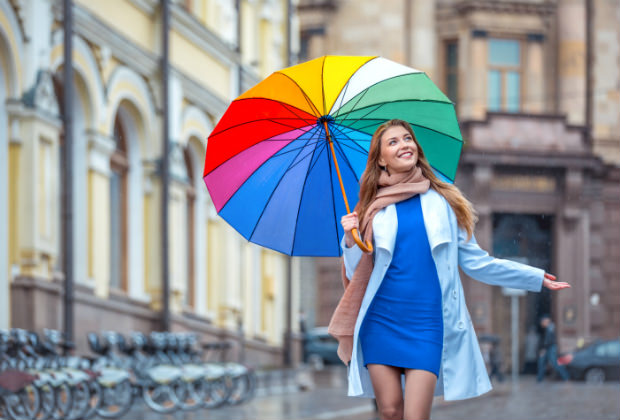מטרייה מעוצבת