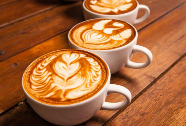 צורות בקפה