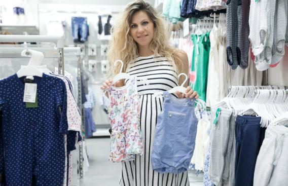 בחירת בגדי הריון