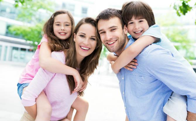 משפחה אידיאלית
